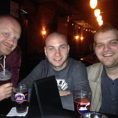 Photo taken at 310 Bowery Bar by Dmitry U. on 9/13/2014