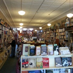 Photo taken at Poor Richard's Books by Eric J. on 3/2/2013