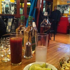 Photo taken at La Cantina de los Remedios by Fernanda D. on 11/18/2012
