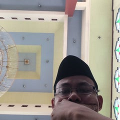 Photo taken at Masjid Al-Istiqna by UDAY A. on 7/17/2015
