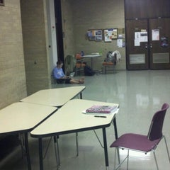 Photo taken at Meredith Hall by Jordan G. on 12/8/2012