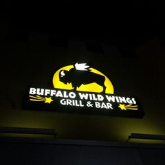 Photo taken at Buffalo Wild Wings by Matar A. on 12/13/2012