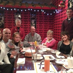 Photo taken at Peking Chinese Restaurant by Katie C. on 11/18/2012