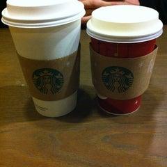 Photo taken at Starbucks by Kara B. on 1/12/2013