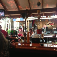 Photo taken at Smokin' Tuna Saloon by Stephen K. on 7/5/2013