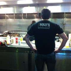 Photo taken at MAX's Wine Dive Austin by Kay M. on 1/1/2013