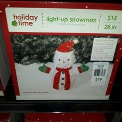 Photo taken at Walmart Supercenter by Alyssa T. on 11/30/2012