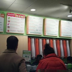 Photo taken at Just Salad by Frederic D. on 1/31/2013