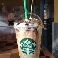 Photo taken at Starbucks by Angel G. on 2/15/2013