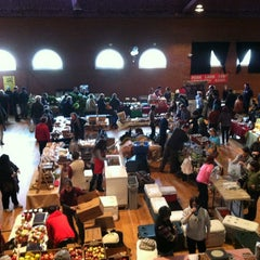 Photo taken at Somerville Winter Farmers Market by Kimberly M. on 1/19/2013