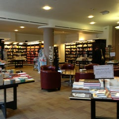 Photo taken at Waterstones by Sofia F. on 4/16/2013