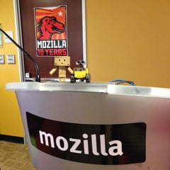 Photo taken at Mozilla HQ by Nuri A. on 10/8/2013