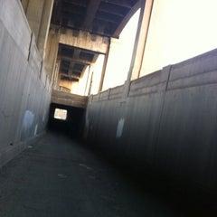 Photo taken at Sixth Street Bridge by South Park i. on 10/9/2012