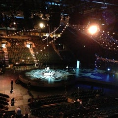 Photo taken at Budweiser Events Center by Makayla H. on 11/17/2012