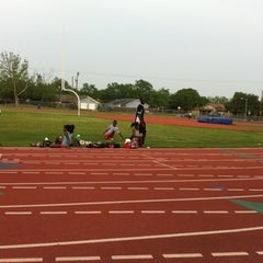 Photo taken at Roosevelt High School by Brian W. on 4/16/2013