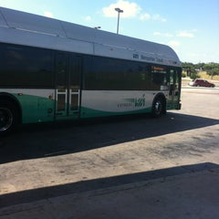 Photo taken at VIA Bus Randolph Park & Ride by Brian W. on 8/5/2013