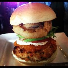 Photo taken at Bachi Burger by Justin on 11/18/2012