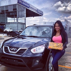 Photo taken at Hyundai Colombia Automotriz by Willy F. on 2/13/2014