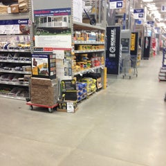 Photo taken at Lowe's Home Improvement by Will I. on 3/6/2013