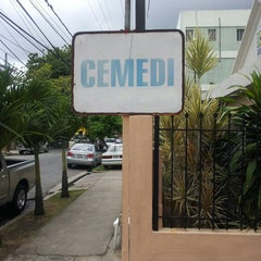 Photo taken at Cemedi - Centro Medico De Diagnostico by Lykan E. on 8/8/2013