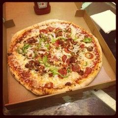 Photo taken at pizza911 by Nhím N. on 12/7/2012