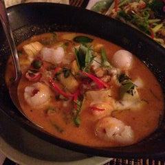 Photo taken at Rama V Fine Thai Restaurant by 克 尼. on 8/15/2015
