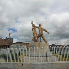 Photo taken at Tulcán by Renato G. on 3/30/2013