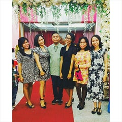 Photo taken at Makassar Golden Hotel (MGH) by Thzyoong S. on 12/27/2014