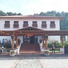 Photo taken at Hacienda Real Tecpan by Juan A. on 12/30/2012