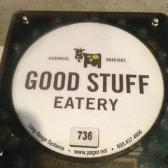 Photo taken at Good Stuff Eatery by @jfonsecamiami on 2/1/2013