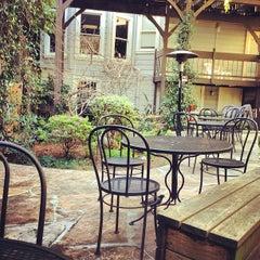 Photo taken at Arlequin Cafe & Food To Go by Leslie H. on 2/23/2013