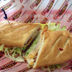 Photo taken at Firehouse Subs by Pamela O. on 6/7/2013