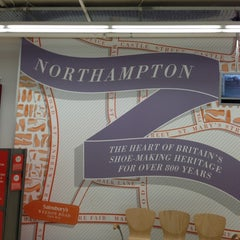 Photo taken at Sainsbury's by Bernard O. on 12/15/2012