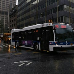 Photo taken at MTA Bus - B45 by Brandon C. on 10/2/2015