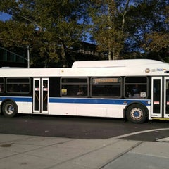 Photo taken at MTA MaBSTOA Bus at Westchester Ave (White Plains Rd / Grant Circle / Parkchester): (Bx4, Bx4A, Bx36, Bx39, Q44, BxM6) by Brandon C. on 10/5/2015