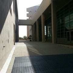 Photo taken at CLA Building by Brian K. on 11/26/2012