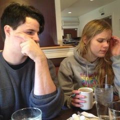 Photo taken at Olympian Diner by Lauren W. on 1/3/2013