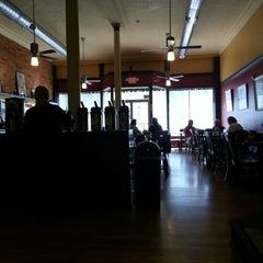 Photo taken at Bauhaus Kaffee by Joe M. on 12/1/2012