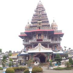 Photo taken at Graha St. Maria Annai Velangkanni by Melvin S. on 10/22/2015