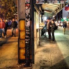 Photo taken at Bite by Javier G. on 11/18/2012