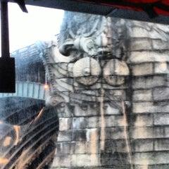 Photo taken at Longfellow Bridge by Javier G. on 11/20/2012