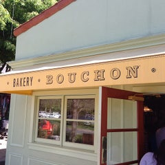 Photo taken at Bouchon Bakery by 44 North V. on 4/8/2013