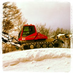 Photo taken at Carinthia Parks at Mount Snow by Walt D. on 2/13/2013