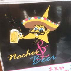 Photo taken at Nachos and Beer by Johnny A. on 8/4/2013
