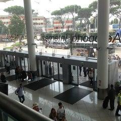 "Photo taken at Aeroporto Internazionale di Napoli Capodichino ""Ugo Niutta"" (NAP) by Kemal M. on 7/11/2013"