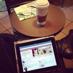 Photo taken at Starbucks by Jessi W. on 3/26/2013