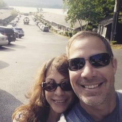 Photo taken at Lake George, NY by Mike H. on 7/14/2015