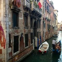 Photo taken at Venezia by Valentina A. on 5/4/2013