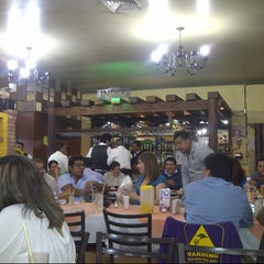 Photo taken at Lugar Del Mariachi by Lizzie Y. on 11/17/2012