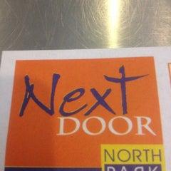 Photo taken at Next Door Noodles by North Park by Matt M. on 2/15/2013